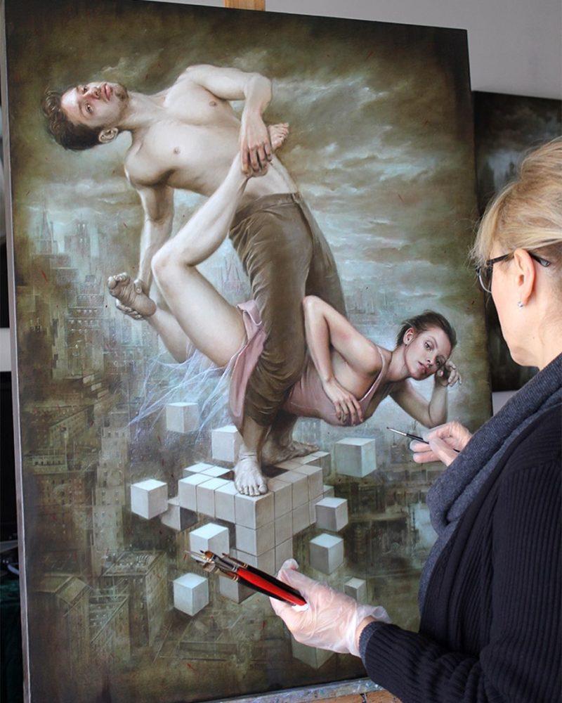 Alexandra Manukyan Art ⓖ thegallerist.art