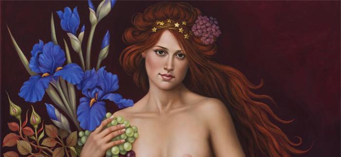 Catherine Abel Painting
