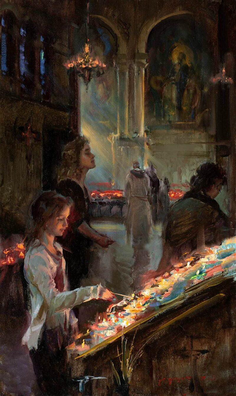 Daniel Gerhartz Art ⓖ thegallerist.art
