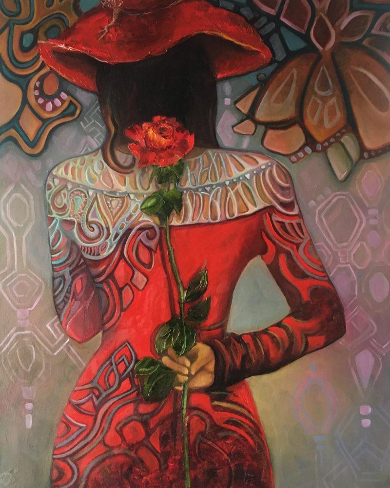 Elena Markova Art ⓖ thegallerist.art