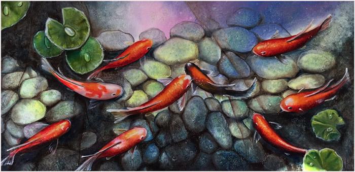 Elena Markova painting