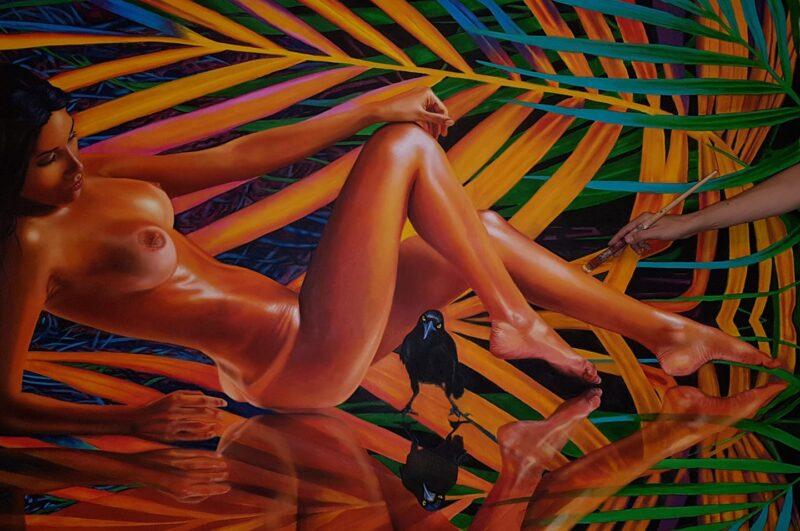 Gustavo Silva Nuñez Art ⓖ thegallerist.art