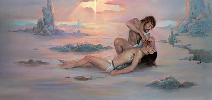 John Pitre Painting