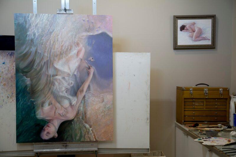 John Rowe Art ⓖ thegallerist.art