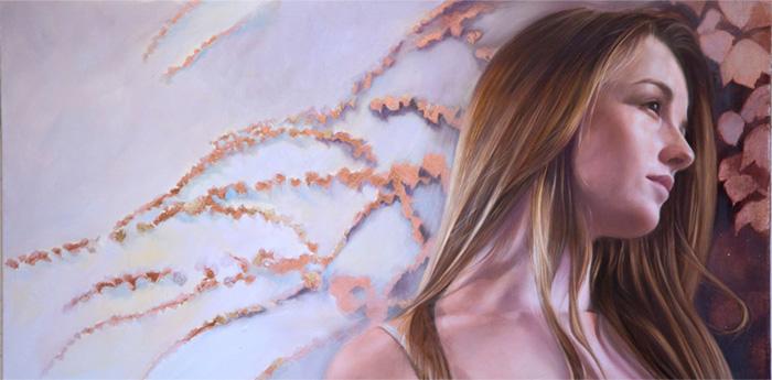 John Rowe painting