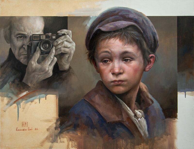 Konstantin Kacev Art ⓖ thegallerist.art
