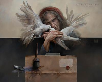 Konstantin Kacev Painting