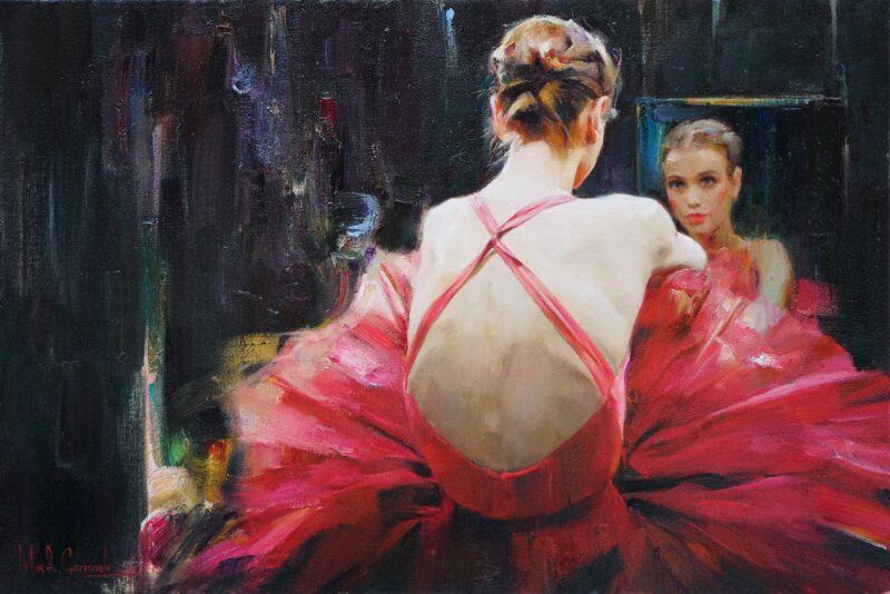 Michael & Inessa Garmash Art ⓖ thegallerist.art