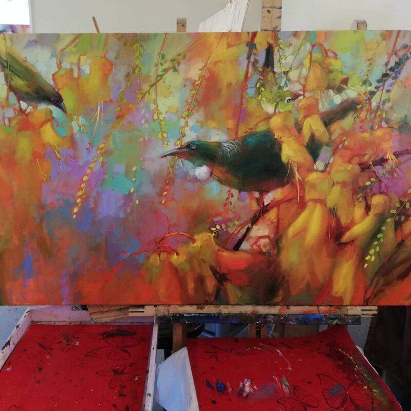 Min Kim Art ⓖ thegallerist.art