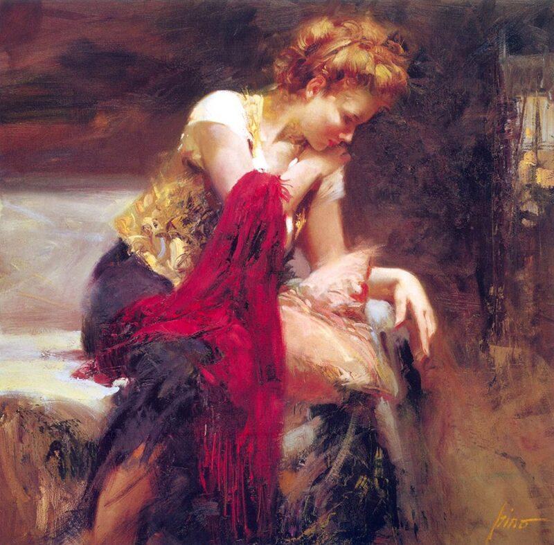 Pino Daeni Art ⓖ thegallerist.art