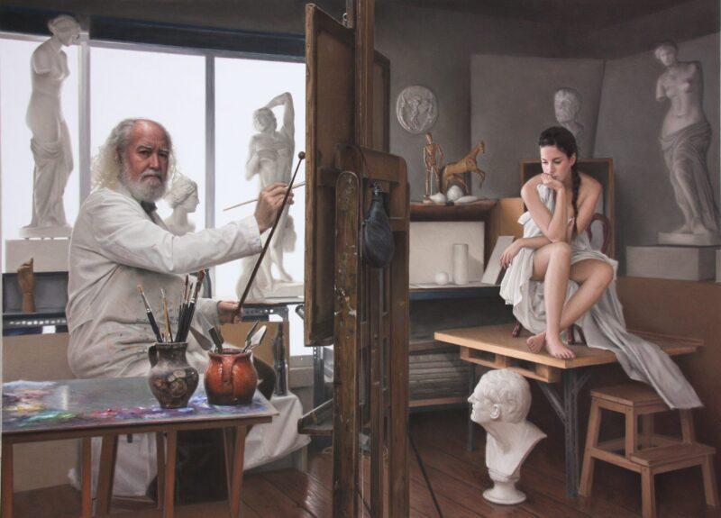 Rubén Belloso Art ⓖ thegallerist.art