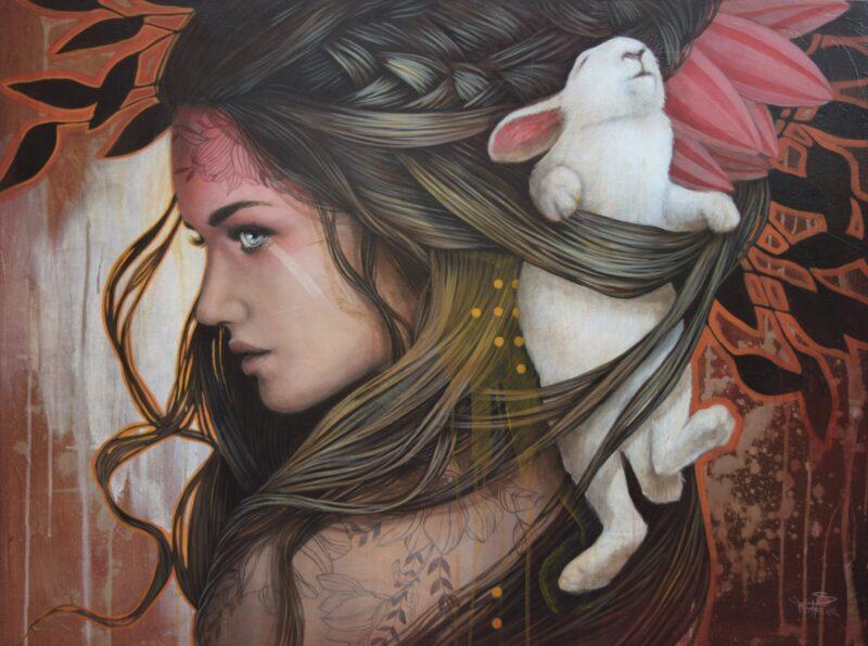 Sophie Wilkins Art ⓖ thegallerist.art