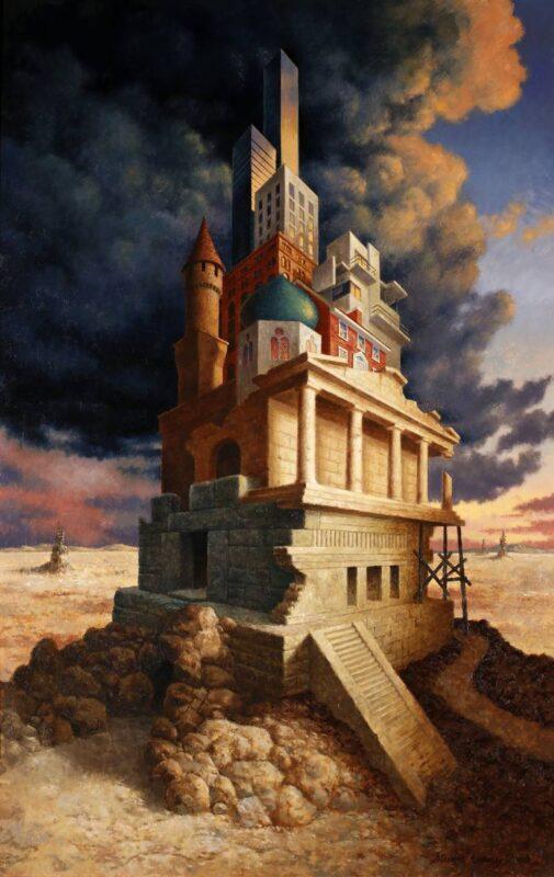 Steven Kenny Art ⓖ thegallerist.art