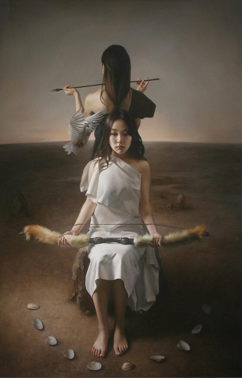 Wang Neng Jun Art ⓖ thegallerist.art