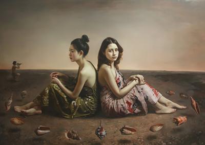 Wang Neng Jun ( 王能俊 ) Painting thegallerist.art