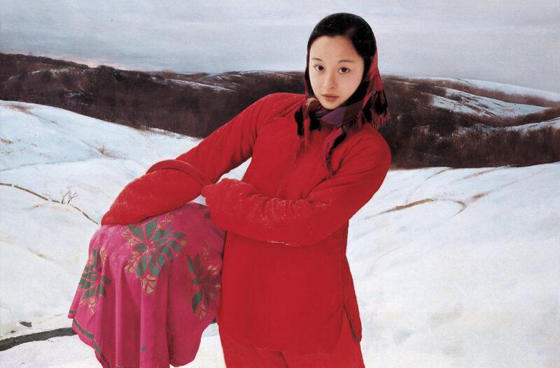 Wang Yidong ( 王沂東 ) Art ⓖ thegallerist.art