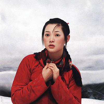 Wang Yidong Painting