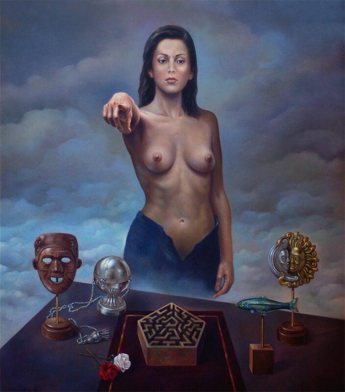 Alberto Pancorbo Art ⓖ thegallerist.art