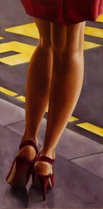 Annick Bouvattier Art ⓖ thegallerist.art