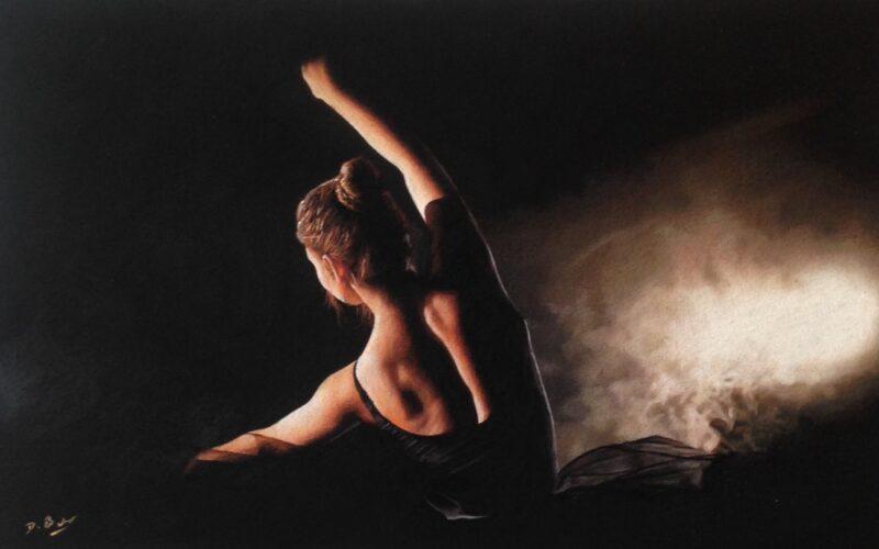 Darren Baker Art ⓖ thegallerist.art