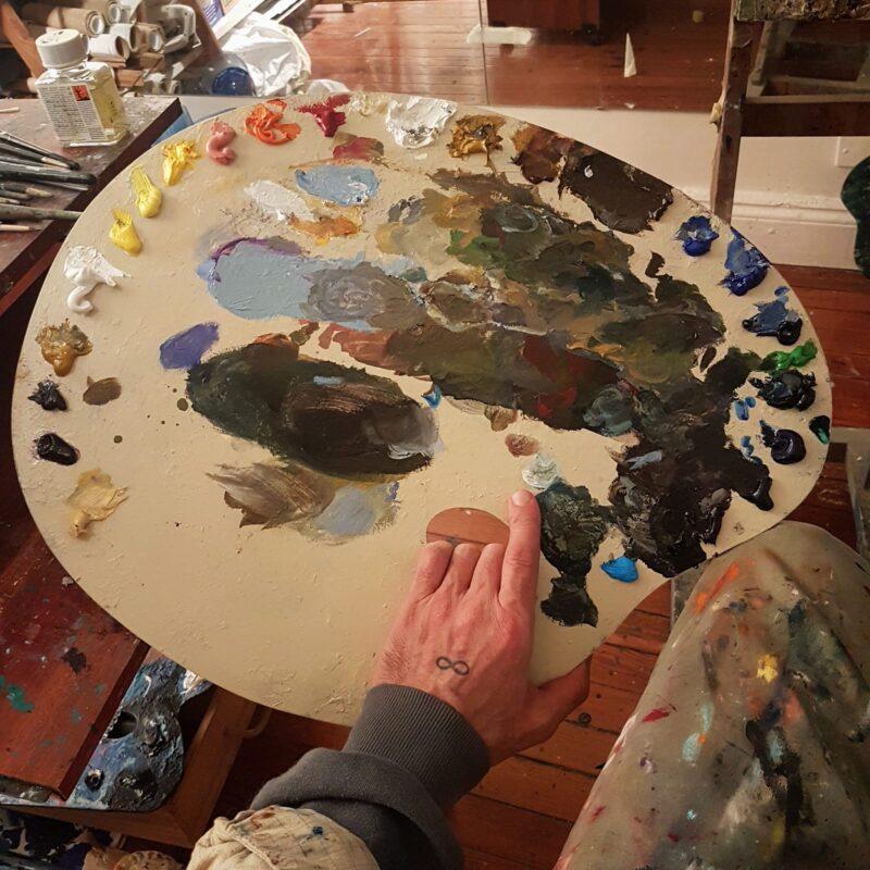 Diego Gravinese Art ⓖ thegallerist.art