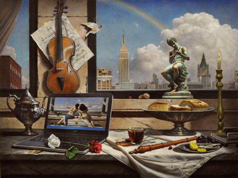 Jaime Vasquez Art ⓖ thegallerist.art