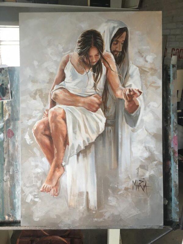 Maria M Oosthuizen Art ⓖ thegallerist.art
