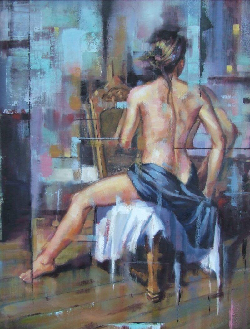 Martin J Leighton Art ⓖ thegallerist.art
