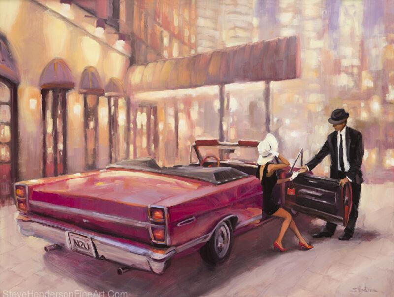 Steve Henderson Art ⓖ thegallerist.art