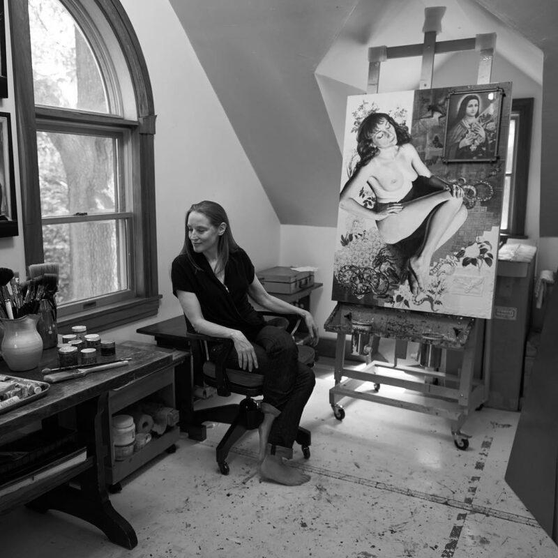 Victoria Selbach Art ⓖ thegallerist.art