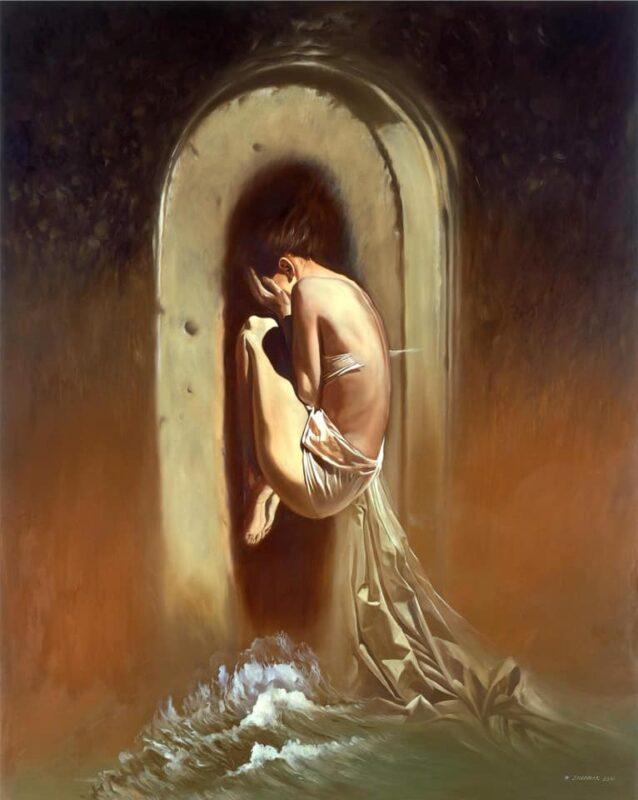 Wojciech Siudmak Art ⓖ thegallerist.art