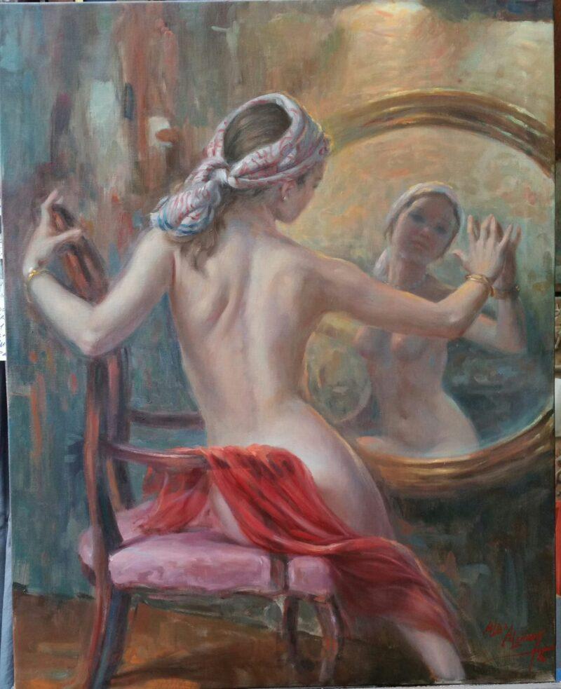 Alex Alemany Art ⓖ thegallerist.art