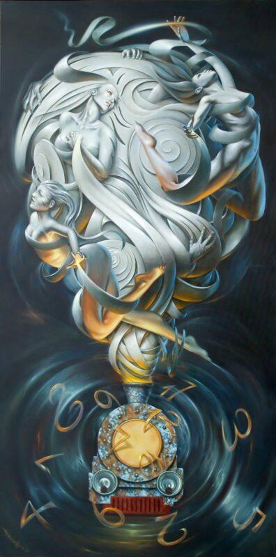 Dariusz Ślusarsky Art ⓖ thegallerist.art