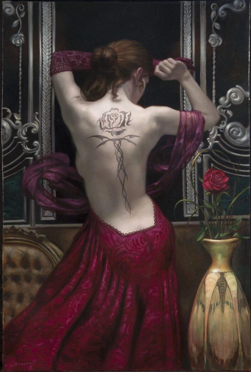 Donato Giancola Art ⓖ thegallerist.art