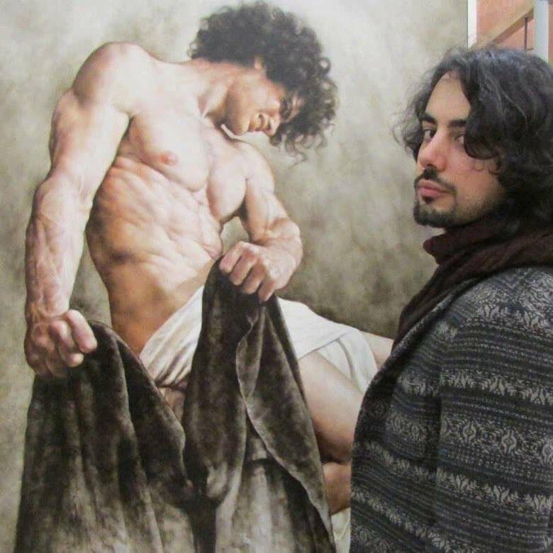 Giorgio Dante Artist ⓖ thegallerist.art