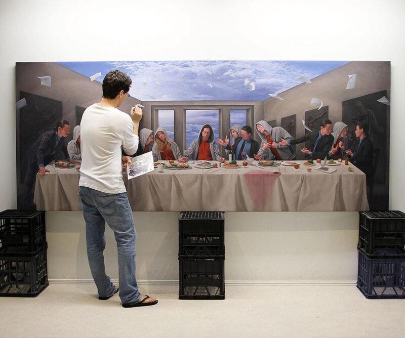 Joel Rea Art ⓖ thegallerist.art