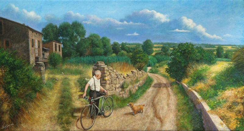 Jose Antonio Garrucho Roncero Painting ⓖ thegallerist.art