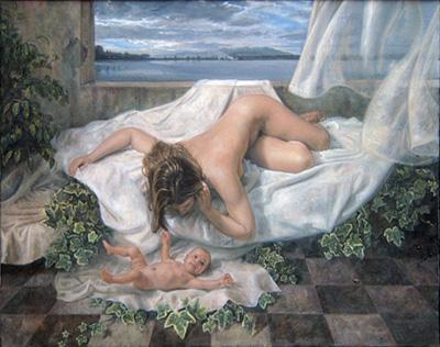 Jose Antonio Garrucho Roncero Painting