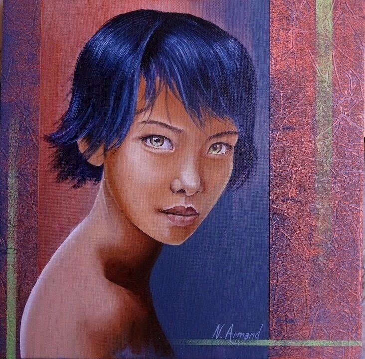 Nathalie Armand Art ⓖ thegallerist.art