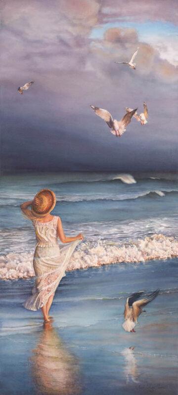 Susan Harrison Tustain Art ⓖ thegallerist.art