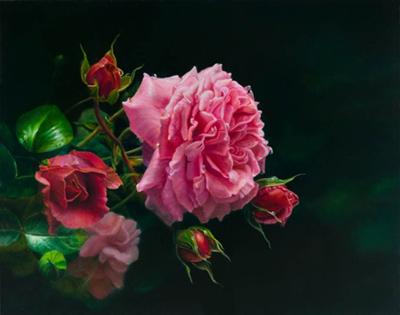 Susan Harrison Tustain Painting