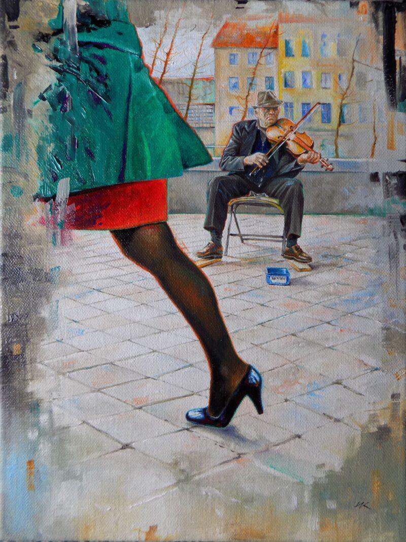Włodzimierz Kukliński Art ⓖ thegallerist.art