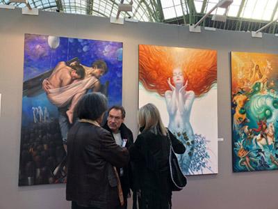 Andrzej Malinowski exhibition