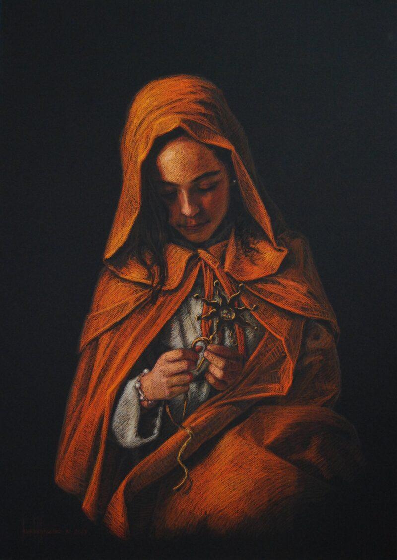 Ángel de Cáceres García Art ⓖ thegallerist.art