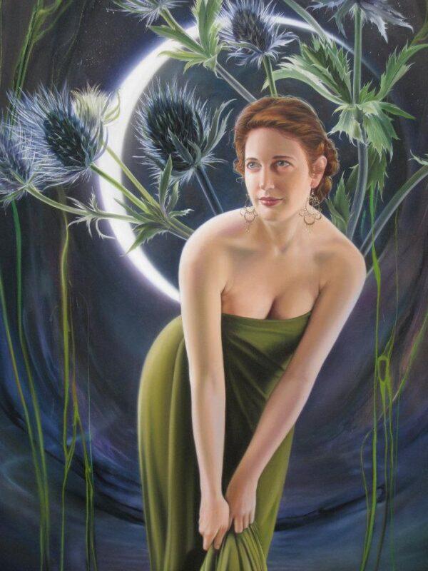 Christiane Vleugels Art ⓖ thegallerist.art