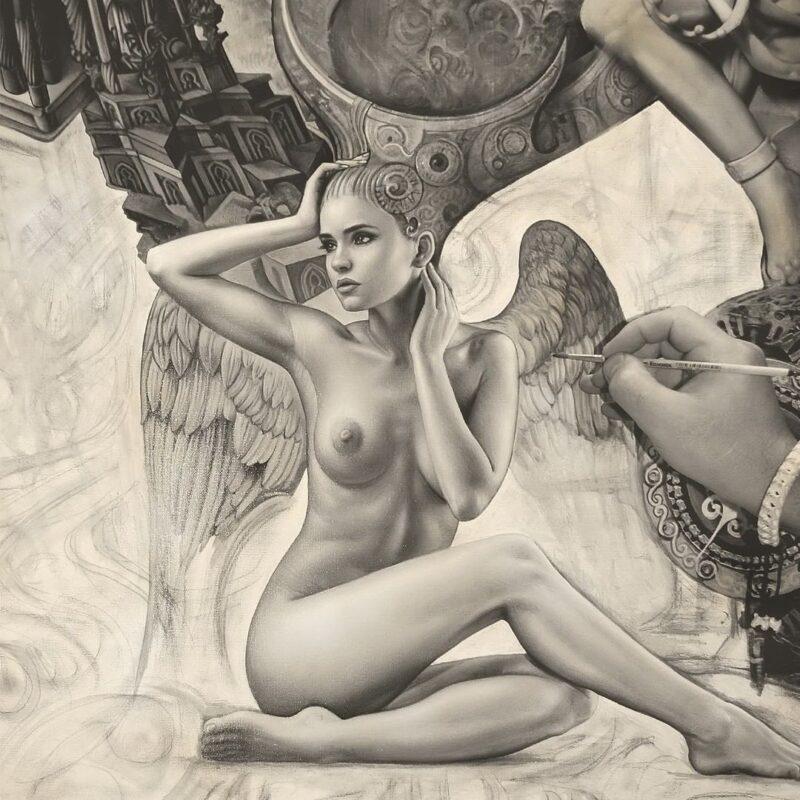 Igor Volos Art ⓖ thegallerist.art