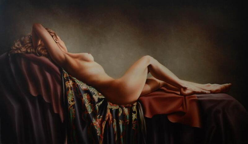 Lujan Gallardo Art ⓖ thegallerist.art