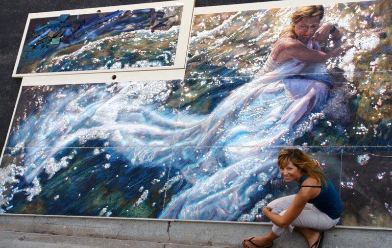 Mia Tavonatti Art ⓖ thegallerist.art