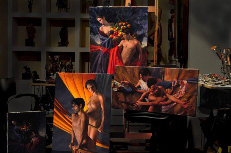 Miguel Avataneo Art ⓖ thegallerist.art