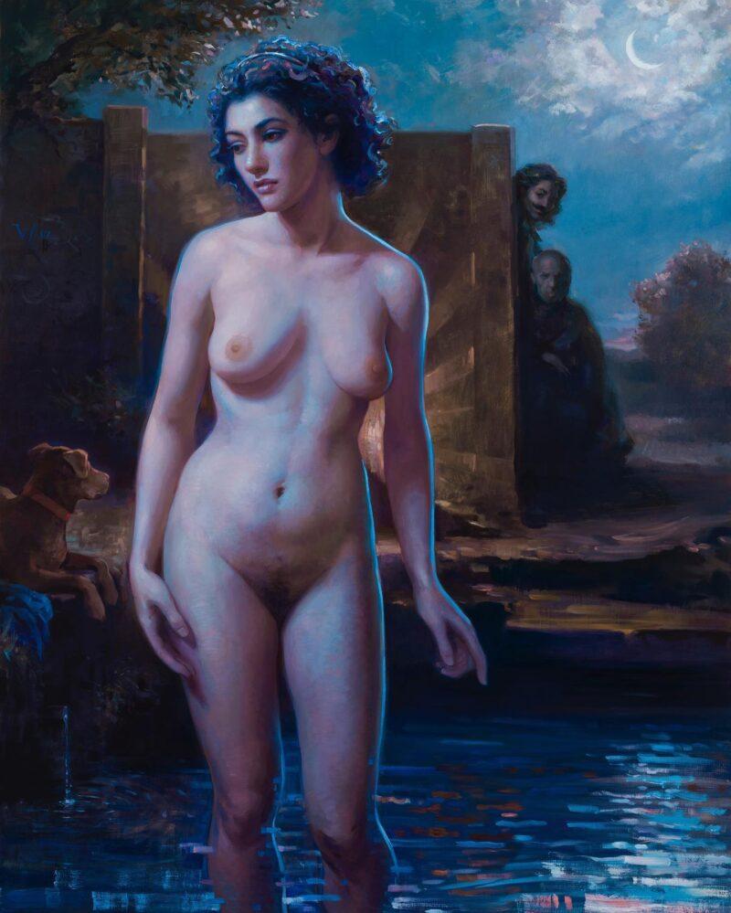 Patricia Watwood Art ⓖ thegallerist.art
